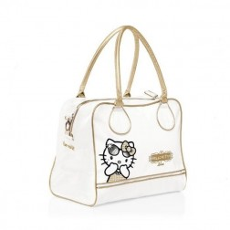 Geanta accesorii ingrijire copil Sporty - Hello Kitty Diva - Brevi