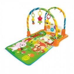 Salteluta multifuctionala de joaca pentru bebelusi  - Winfun