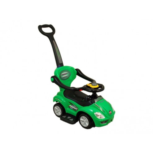 Masinuta de impins copii 3 in 1 Baby Mix URZ381 Green