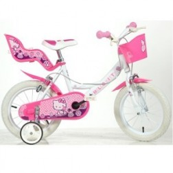 Bicicleta Hello Kitty 14 - Dino Bikes-144HK