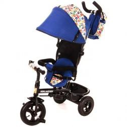 Tricicleta Tobi Venture - Kidz Motion - Albastru