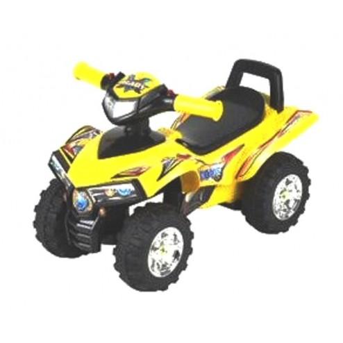 ATV pentru copii Explorer - galben
