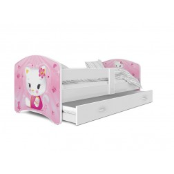 Patut Tineret MyKids Lucky 33 Little Cat-140x80