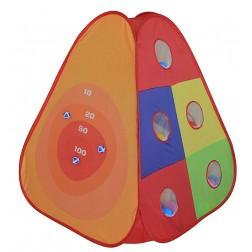 Cort de joaca cu 30 bile Bullseye - Knorrtoys