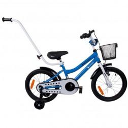 Bicicleta copii, BMX Junior 16, Albastru - Sun Baby