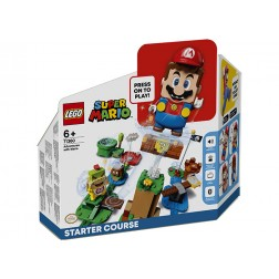 Aventurile lui Mario - set de baza (71360)