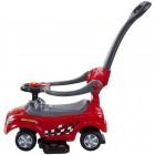 Masinuta Multifunctionala Coupe - Sun Baby - Rosu