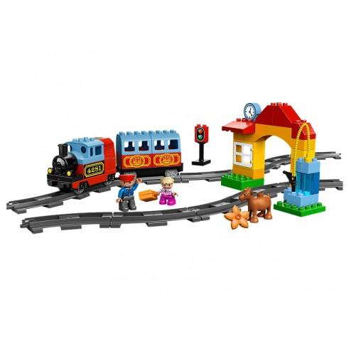 Primul meu set de trenuri (10507)
