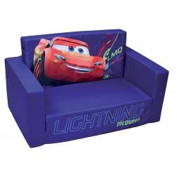 Canapea extensibila din burete Lightning McQueen