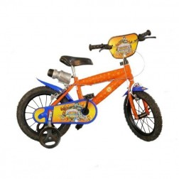 Bicicleta Skylanders 16 - Dino Bikes