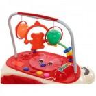 Premergator Pisicuta cu sistem de balansare - Sun Baby - Rosu