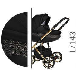 Carucior 3 in 1 Baby Merc Faster 3 Limited Edition - L/143