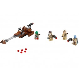 Rebel Alliance Battle Pack (75133)