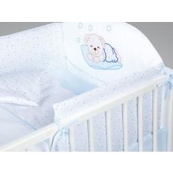 Lenjerie Patut Copii Klups Sleeping Bear H108