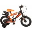 Bicicleta copii Volare Sportivo Portocalie, 12 inch