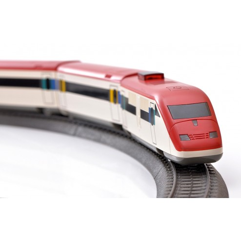 Tren de calatori cu telecomanda ICN