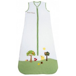 Sac de dormit Forest Friends 0-6 luni 0.5 Tog