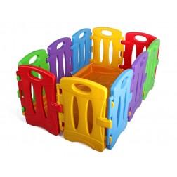 Tarc de joaca pentru copii Colorful Nest