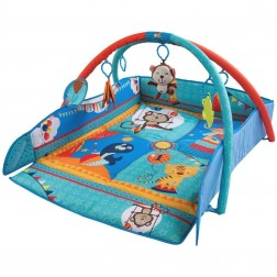 Centru de joaca cu sunete si lumini Circ pentru copii - Sun Baby