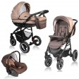 Carucior Crooner 3 in 1 - Vessanti - Beige