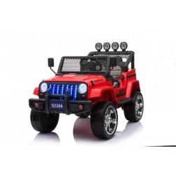 Masinuta electrica de teren copii 4x4 Allroad Rosu 4x45W 12V cu control parental - Trendmax