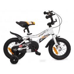 Bicicleta Copii Byox 12 Prince Alb
