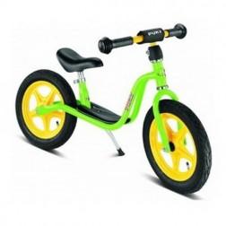 Bicicleta fara pedale, verde, Puky