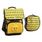 Ghiozdan LEGO Minifigurine cu sac sport