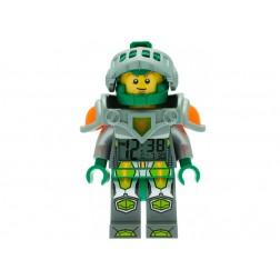Ceas desteptator LEGO Nexo Knights Aaron (9009426)