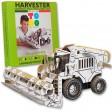 Joc creativ 3D Harvester