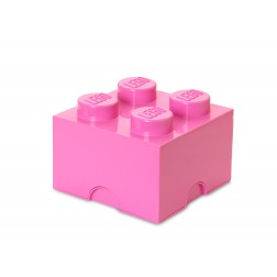 Cutie depozitare LEGO 2x2 roz (40031739)