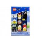 Ceas LEGO City Pompier (8020011)