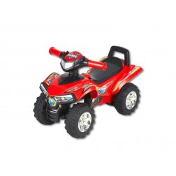 Masinuta de impins copii Baby Mix ATV Quad URHZ551 Red