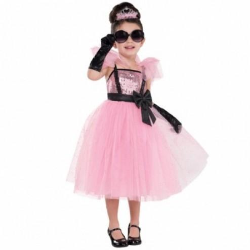 Costum Carnaval Copii Printesa Tutu 3-4 ani