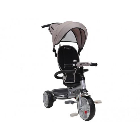 Tricicleta copii Byox Flexy Bej