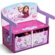 Mobilier 2 in 1 pentru depozitare jucarii Disney Frozen