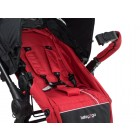 Carucior copii transformabil 3 in 1 MyKids BabyGo Red
