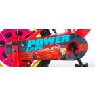 Bicicleta baieti cu roti ajutatoare Disney Cars 3 - Volare