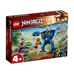 LEGO Ninjago Electrobotul lui Jay