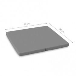 Saltea Sleeper SQ Grey 90 x 90 cm, Hauck
