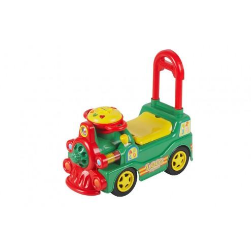 Masina De Impins Copii BABY MIX UR-LS-888 Green