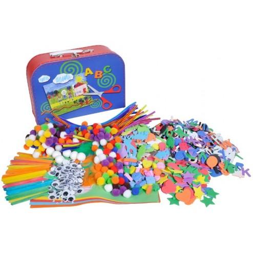 Set creativ 1500 accesorii