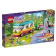 LEGO Rulota de camping si barca