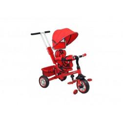 Tricicleta copii cu scaun reversibil UR-ETB32-2 Rosu  Baby Mix