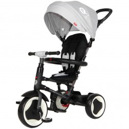 Tricicleta pliabila Qplay Rito - Sun Baby - Grey