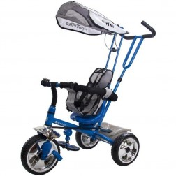 Tricicleta Super Trike Albastru - Sun Baby