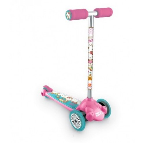 Trotineta copii Twist and Roll Hello Kitty