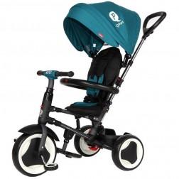 Tricicleta pliabila Qplay Rito - Sun Baby - Green