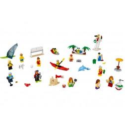 Comunitatea orasului – Distractie la plaja (60153)
