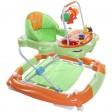 Premergator Pisicuta cu sistem de balansare - Sun Baby - Orange cu Verde